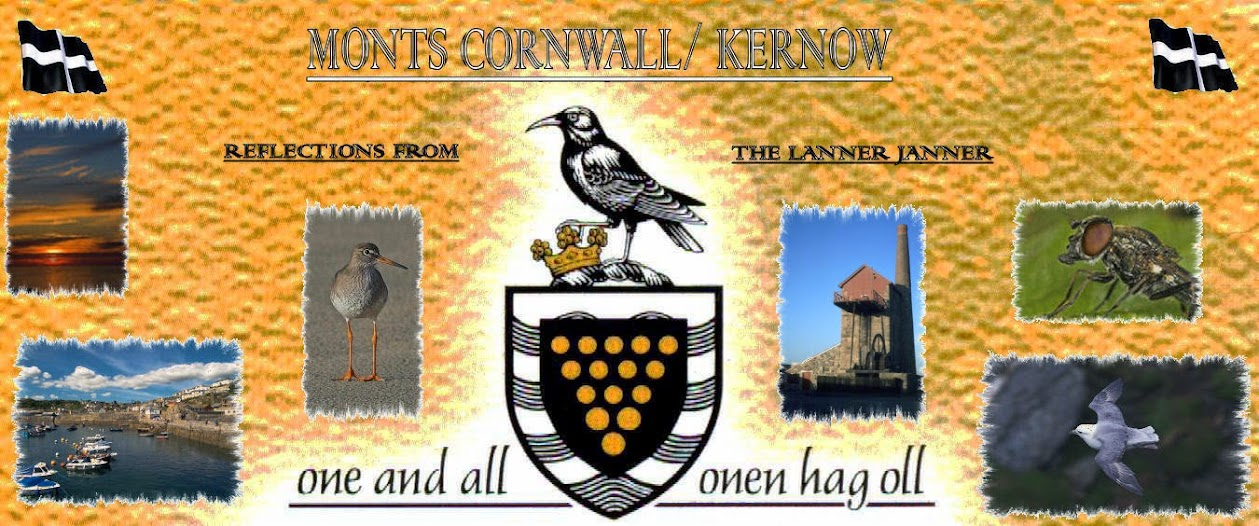 MONTS CORNWALL/KERNOW