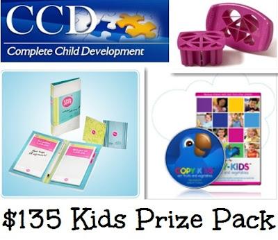 Kids Gift Pack Prizes