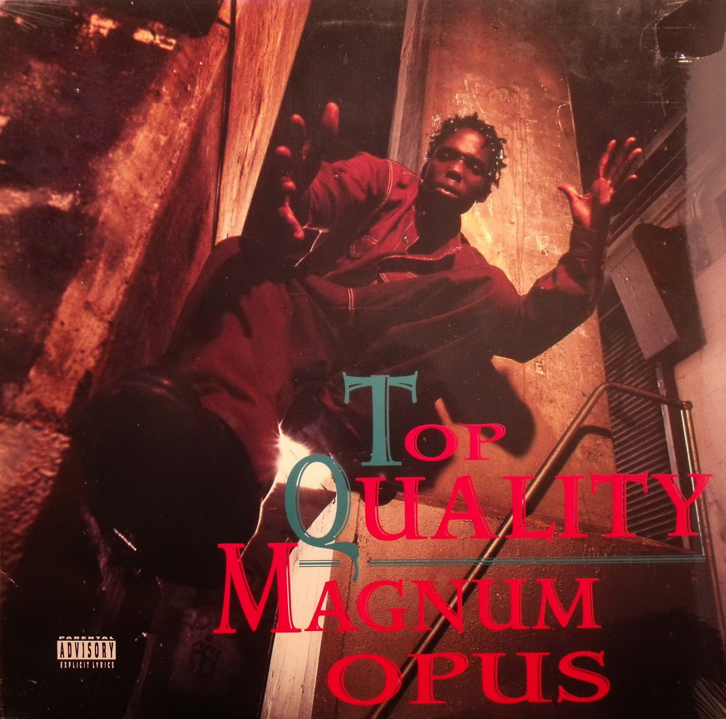 TOP QUALITY - MAGNUM OPUS (1994)