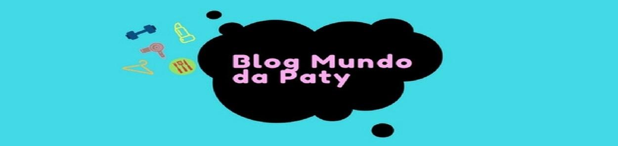 Blog Mundo da Paty
