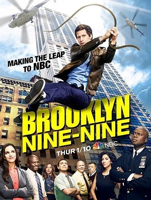 Brooklyn Nine-Nine - 6ª Temporada Legendada Séries Torrent Download capa