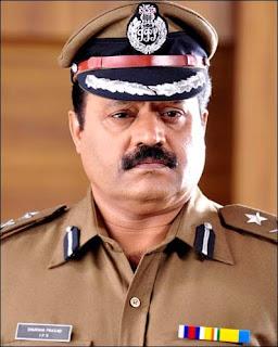 Suresh Gopi IPS officer