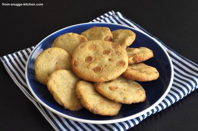 Cashew - White-Chocolate-Chip - Cookies