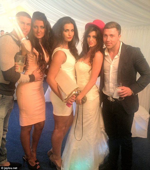 Big Brother brought them together! Louise Cliffe and Jay McKray marry