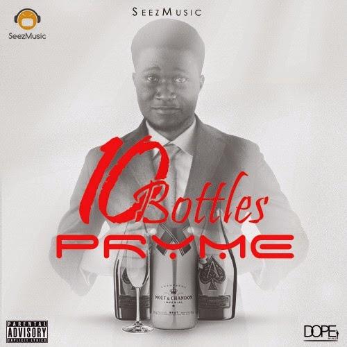 Pryme - 10 bottles