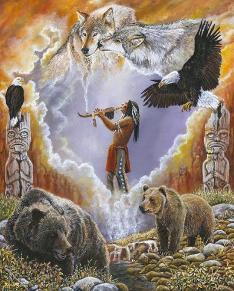 Crónicas de la Tierra sin Mal : Ninguna tribu puede vender ...
