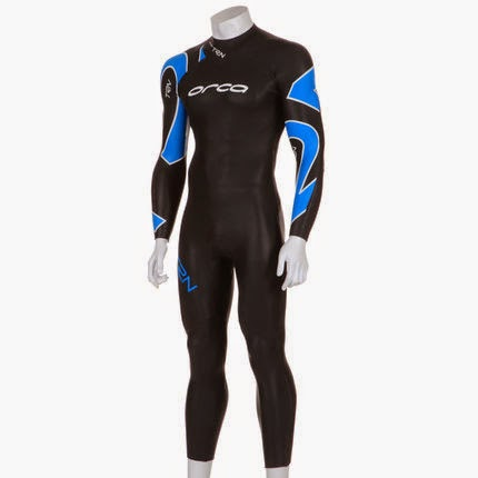 Orca TRN Thermo Full Sleeve Wetsuit 2014
