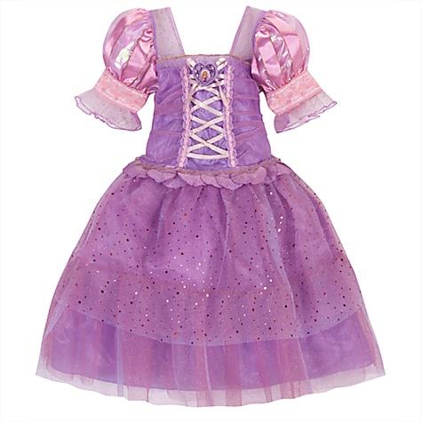 Vestidos de rapunzel para niña - Imagui