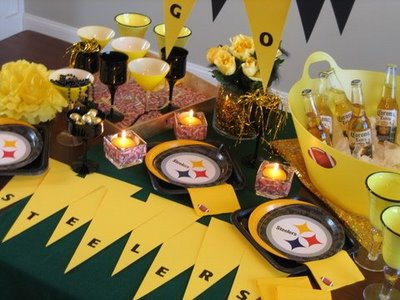How to host the best super bowl party on a budget for Super bowl party items
