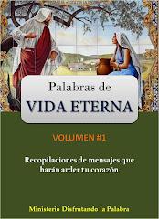 Palabras de Vida Eterna Volumen #1