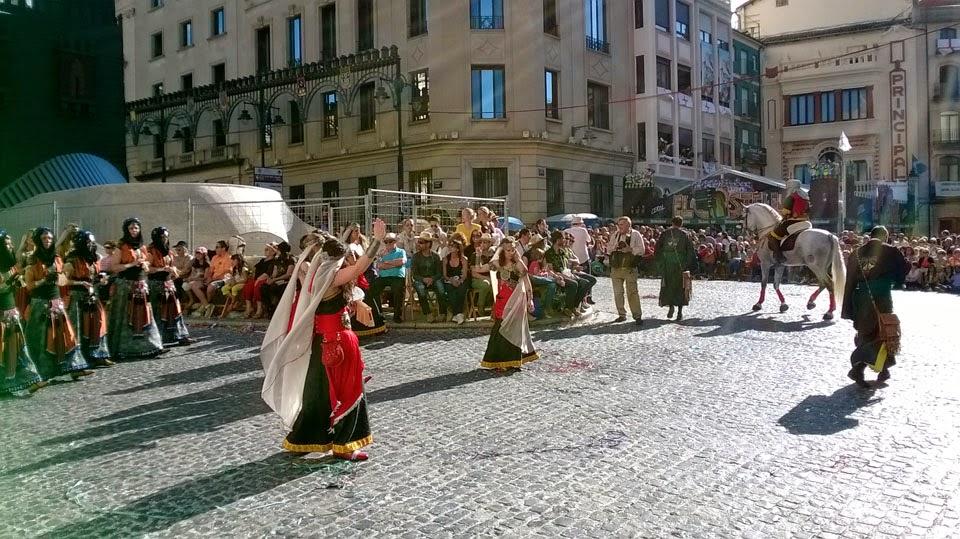 Desfile de mujeres