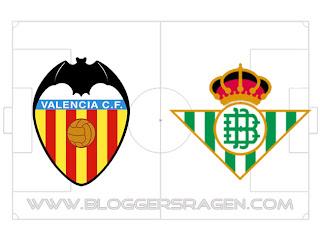 Prediksi Pertandingan Valencia vs Real Betis