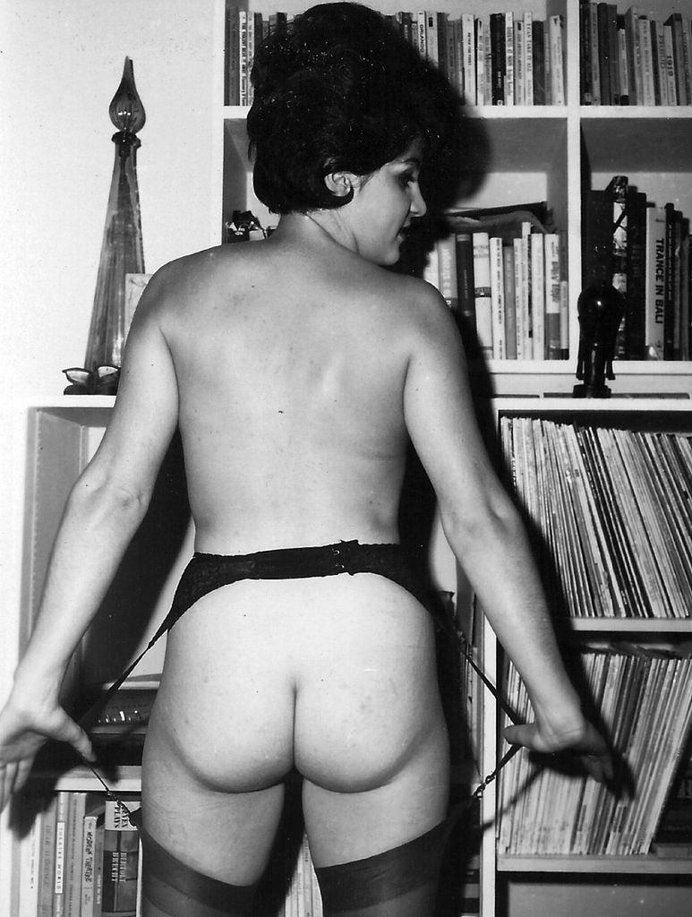 A cheeky book collector!