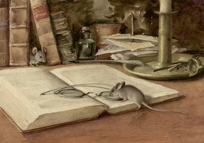 Mice, by Henry Grant Plumb