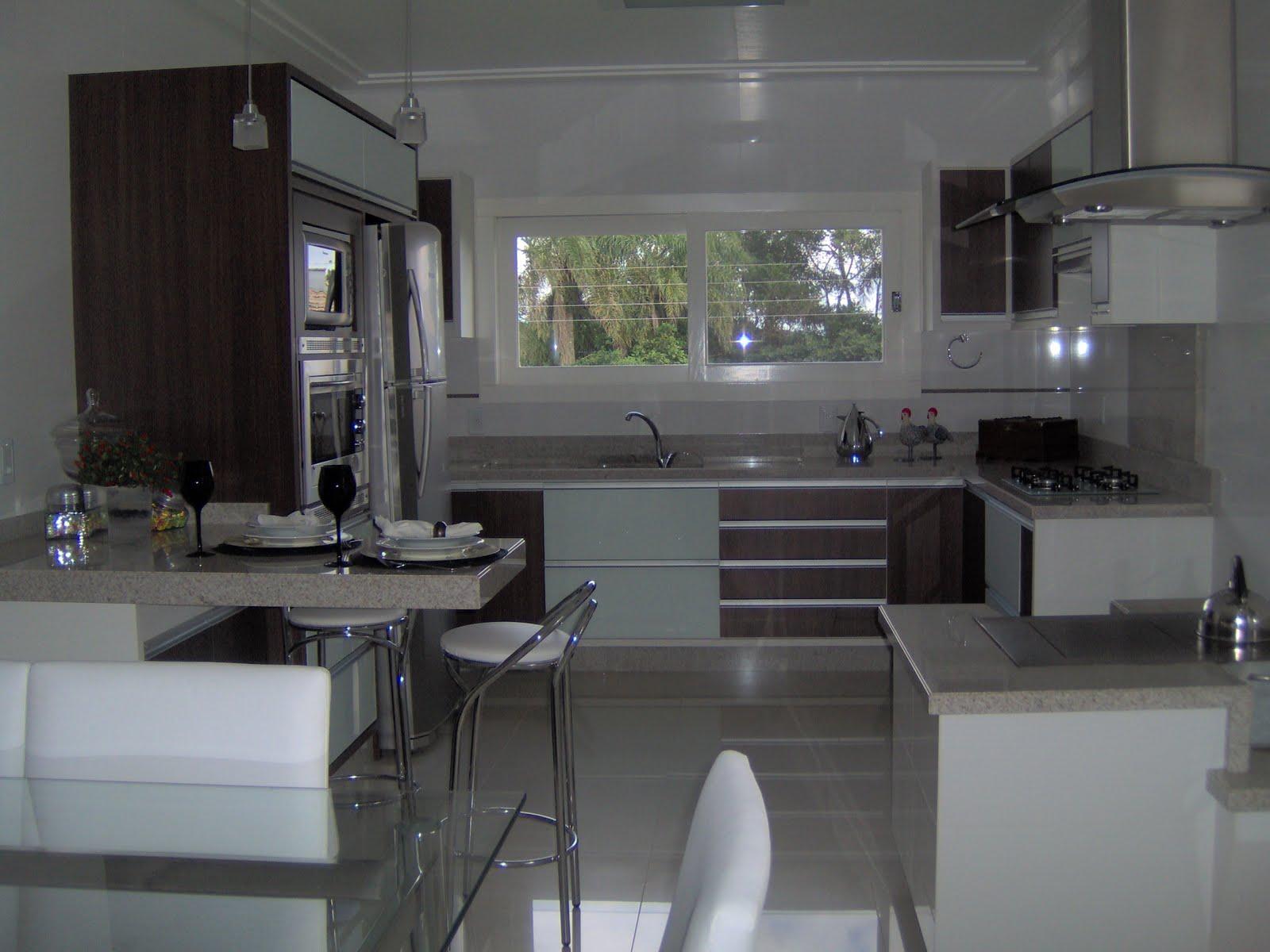 #596172 quarta feira 30 de maio de 2012 1600x1200 px Projetos De Cozinhas Conjugadas Com Copa #489 imagens