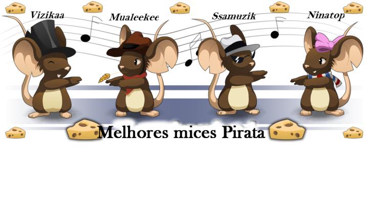Melhores Mice Piratas
