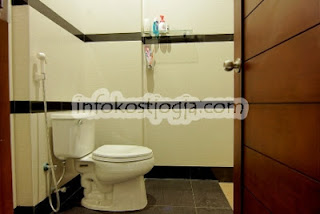 indonesian private boarding house