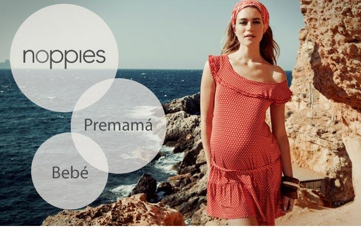 Oferta de ropa premama y para bebes de la marca noppies - Ropa bano premama ...