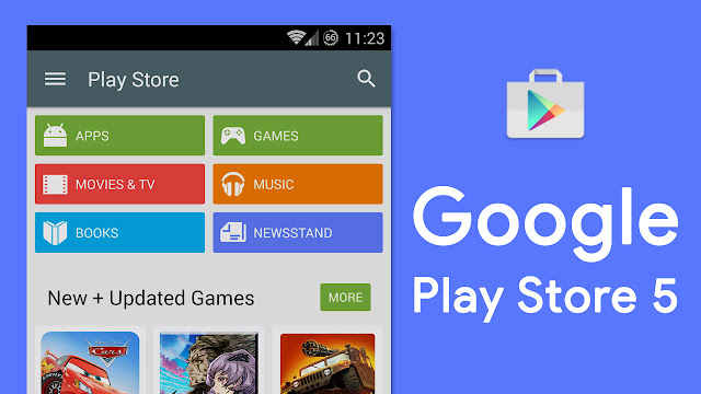 [APK Download] Google Play Store 5.9.11