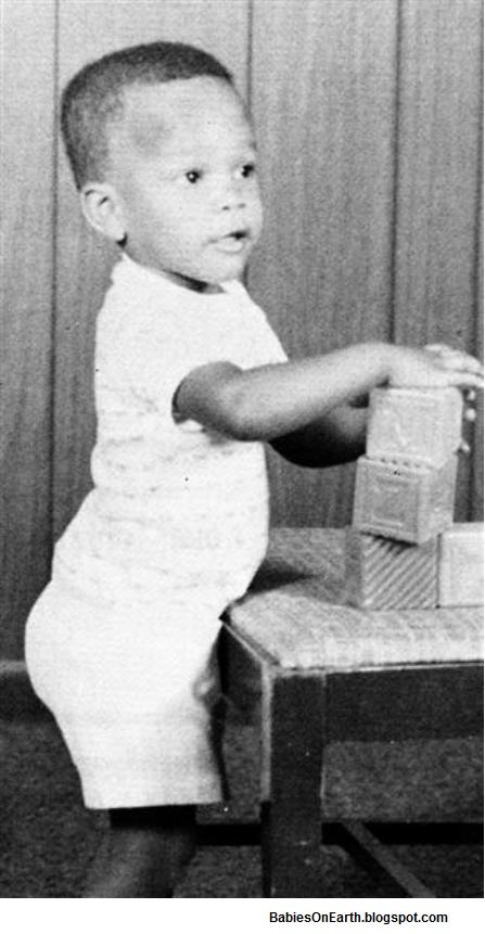 baby Jamie Foxx