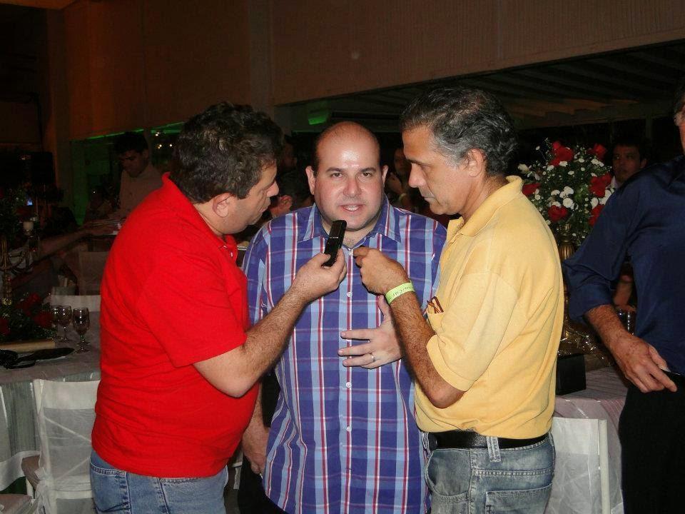 Roberto Cláudio e a imprensa