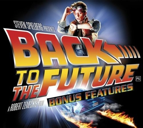 Back To The Future: Bonus Features – Latino – DVD9