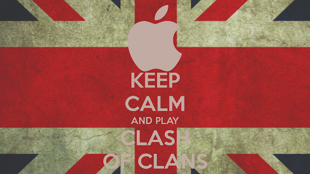 100029-Keep Calm and Play Clash of Clans HD Wallpaperz