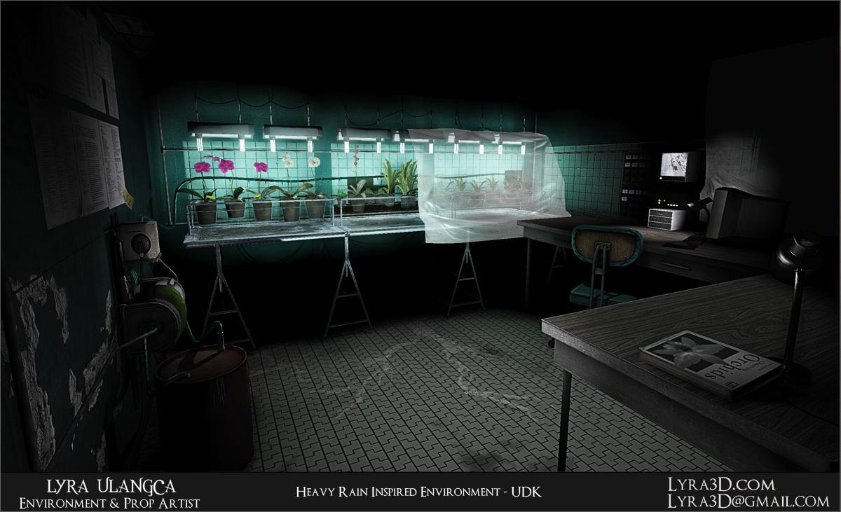Lyras art dump 3d inspired environment heavy rain jeuxipadfo Image collections