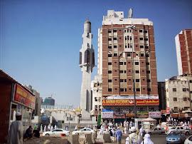 Masjid Kucing MEKAH 2010