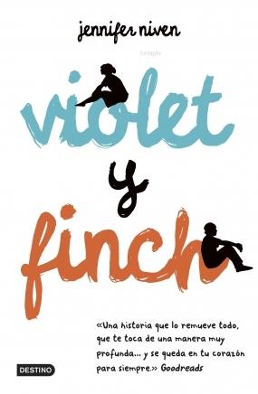 Reseña: 'Violet Y Finch', Jennifer Niven