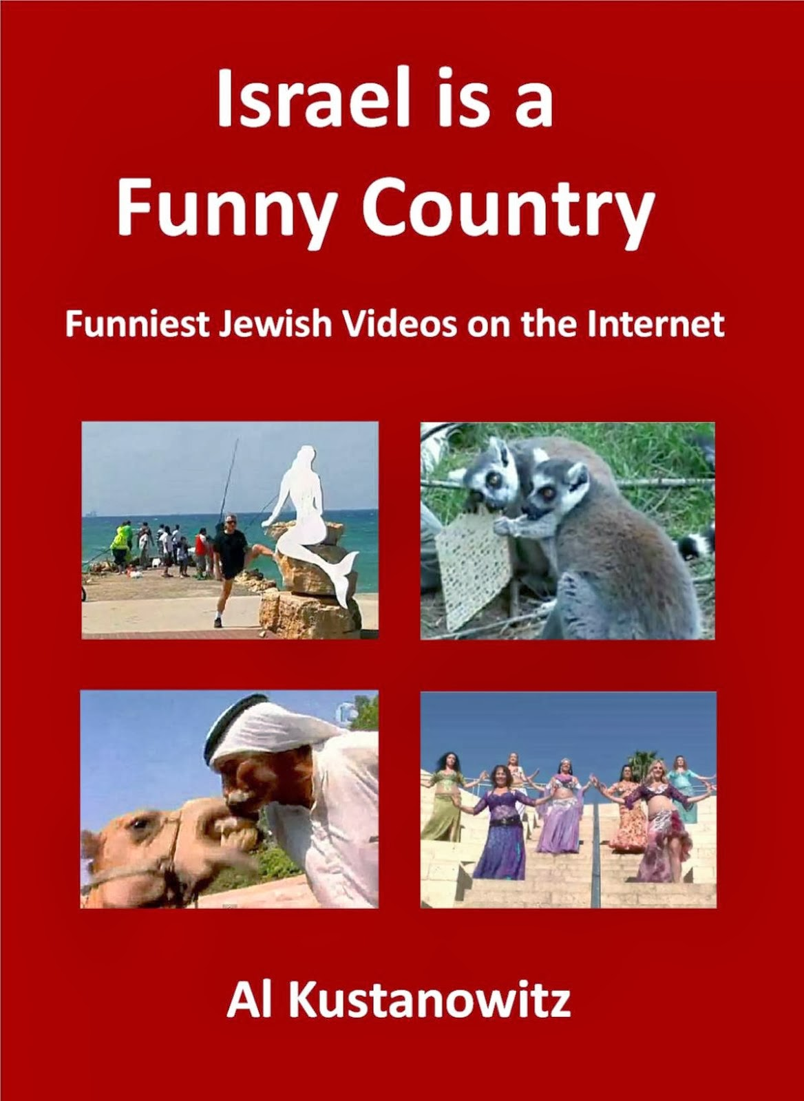 "Buy ""Israel is a Funny Country"" and Amazon will give you a free copy of the Kindle edition"