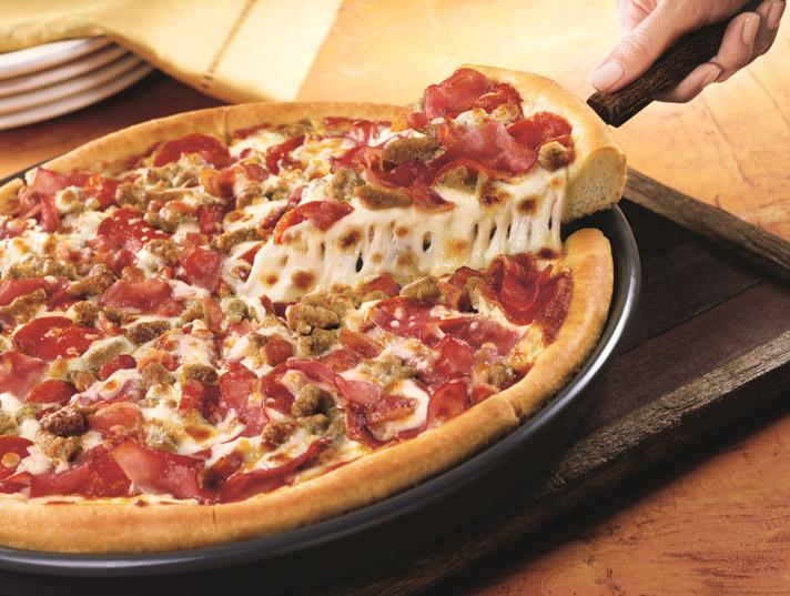 Sasaki Time: Copycat Recipes: Pizza Hut Original Pan Pizza