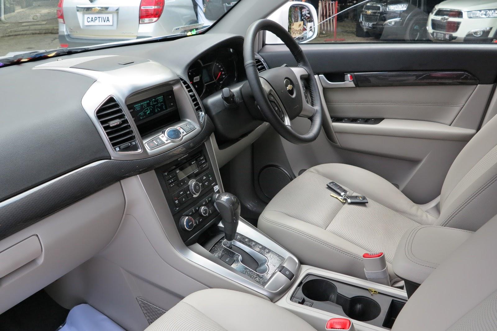 Chevrolet Captiva | liataja.com