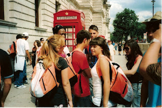 vacanza studio inglese londra