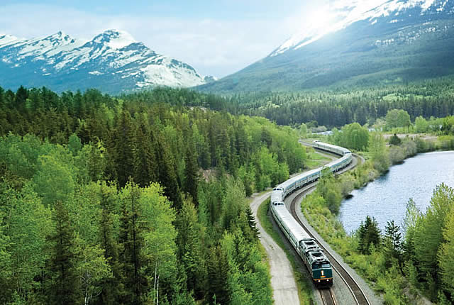 Montreal to Halifax Nova Scotia, Canada - Via Rail Canada