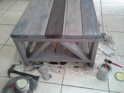 Build paint furniture