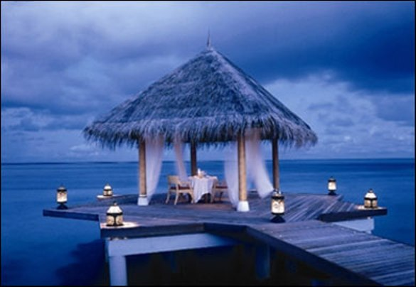 Great romantic destinations great romantic destinations for Nice places to go for honeymoon