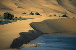 منظر جميل من صحرائنا المغريبية