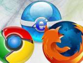 chrome vs firefox vs ie9