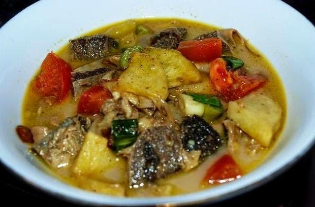Resep Sop Daging Kambing Betawi