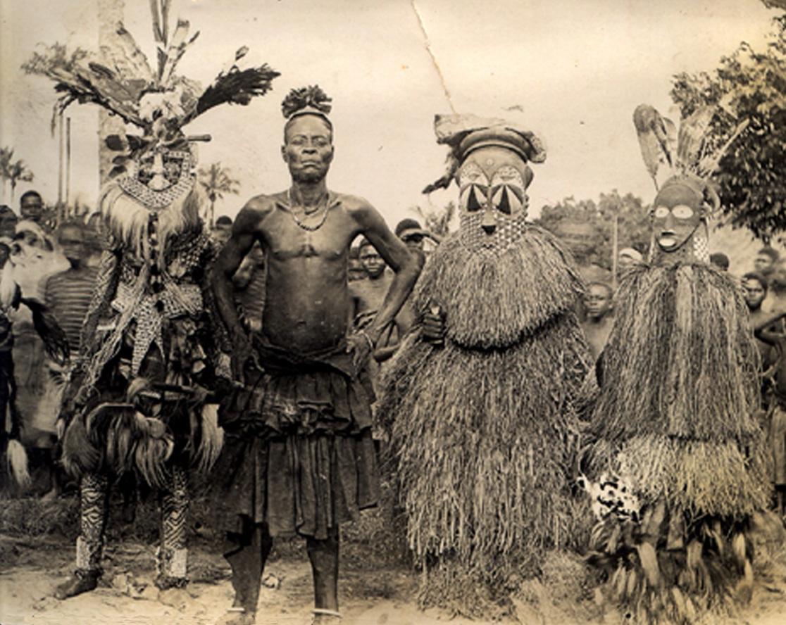 rituales , Congo, mascaras, contexto, camisa a rayas