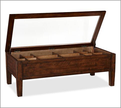 Elisa Fox Designs - Pb coffee table