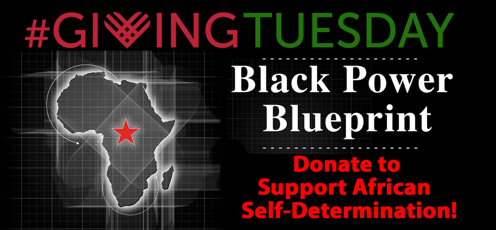Donate Today to Support African Self-Determination