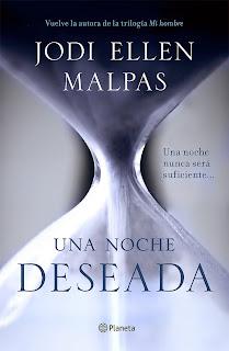 Una noche. Deseada de Jordi Ellen Malpas