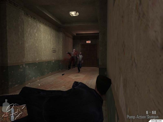 Max Payne 2 Pc Full Espanol