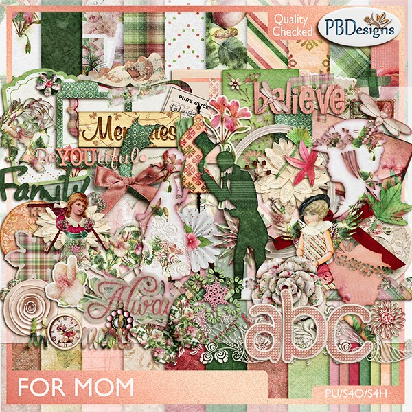 For Mom by PBDesigns
