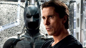Christian Bale en El caballero oscuro: La leyenda renace