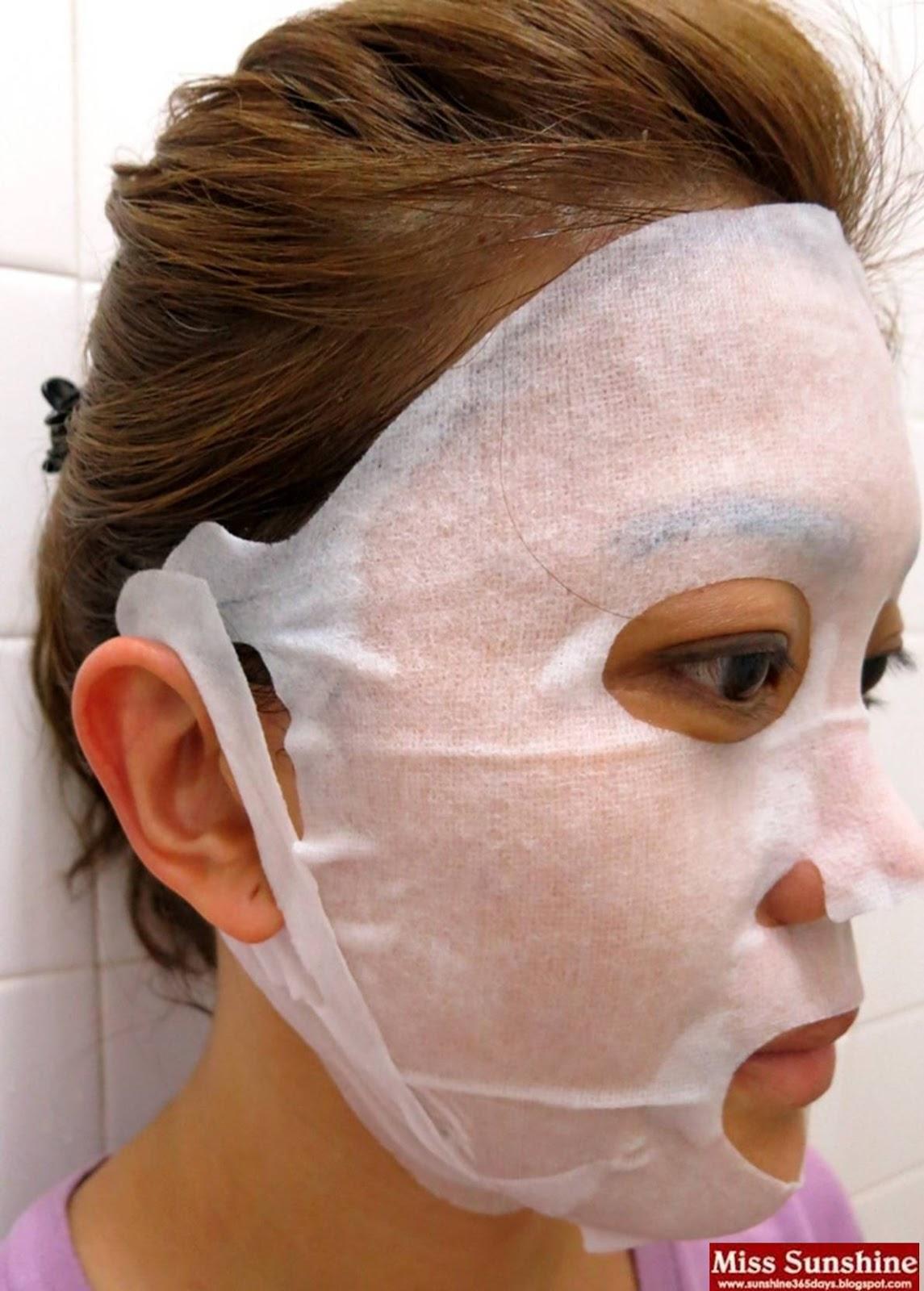 Лифтинг маску в домашних условиях