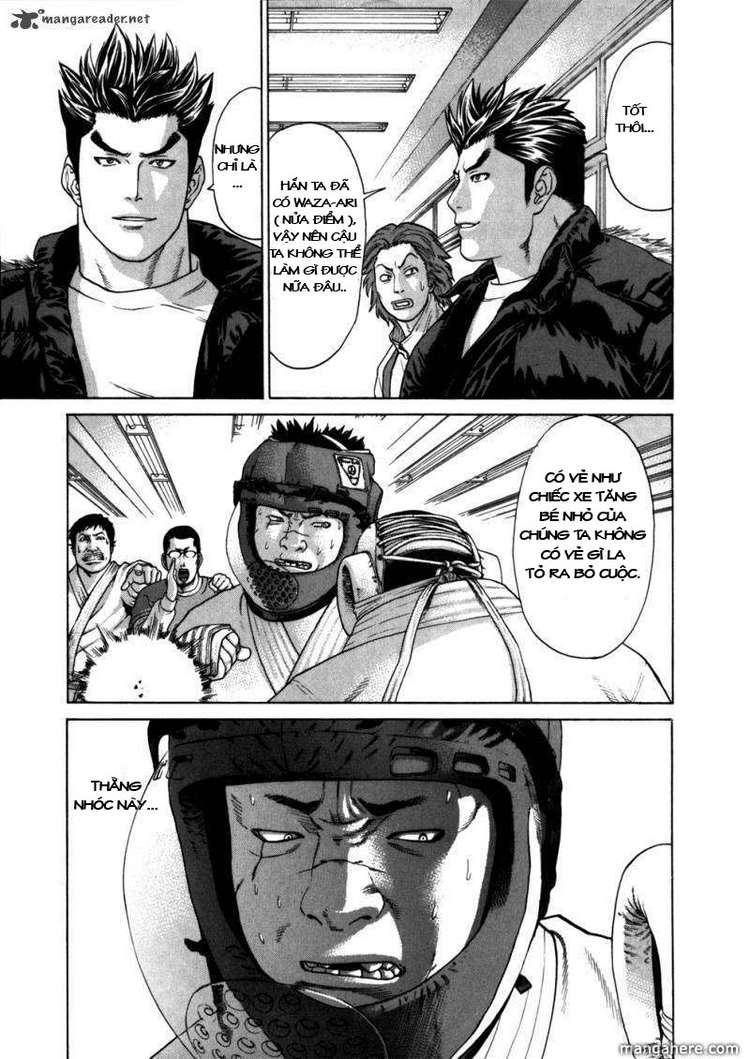 Karate Shoukoushi Kohinata Minoru chap 84 Trang 7