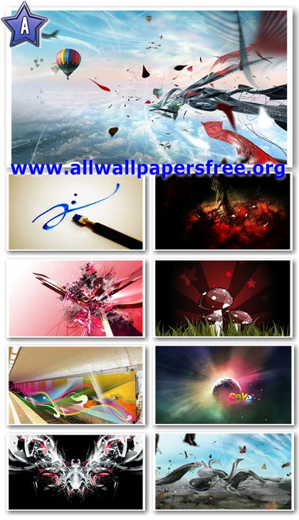 75 Amazing Abstract And Colorful Widescreen Wallpapers 1680 X 1050